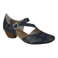 Women's Rieker-Antistress Mirjam 88 Mary Jane Royal Leather