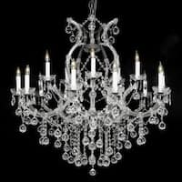 New Crystal Chandelier Lighting With Crystal Balls W38