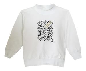 LITTLE GIRL'S FLEECE LOVE PULLOVER - WHITE|https://ak1.ostkcdn.com/images/products/99/547/P18358200.jpg?impolicy=medium