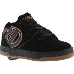 Children's Heelys Propel 2.0 Black/ Brown Gum