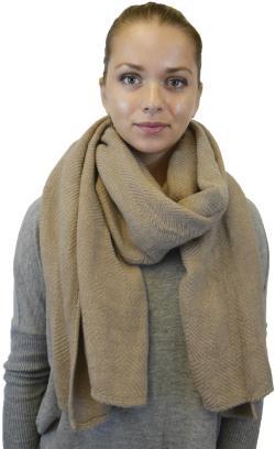 Womens Warm Soft Wool Feel Large Scarf Shawl Wrap