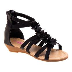 Girls' Josmo O-8102 Gladiator Sandal Black