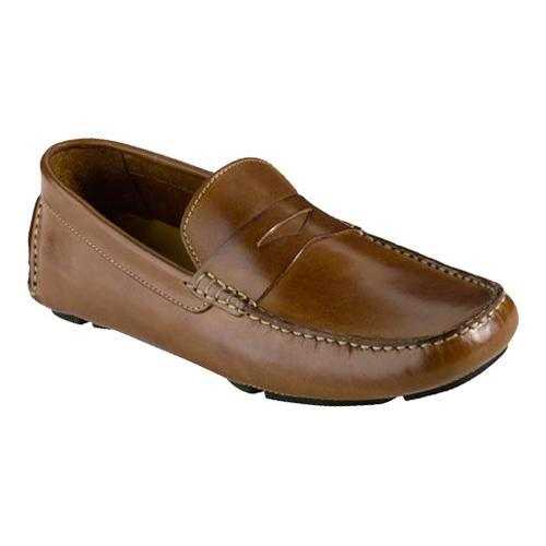 6f5a1deb9ad Shop Men s Cole Haan Howland Penny Driver Saddle Tan - Free Shipping ...