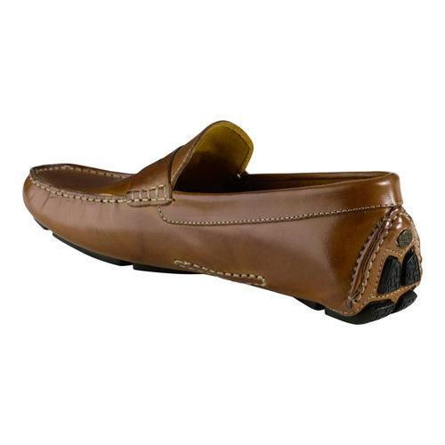76edbc82f35 Shop Men s Cole Haan Howland Penny Driver Saddle Tan - Free Shipping Today  - Overstock - 11409773