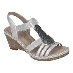 Women's Remonte Ursula 47 Sandal Ice Synthetic