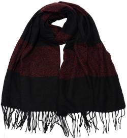 Extra Large Warm Soft Cashmere Wool Feel Scarf, Wrap Shawl, Black Beige Burgundy Grey