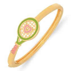 Lily Nily Girl's Tennis Racket Bangle