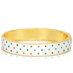 Lily Nily Girl's Polka Dot Pattern Bangle
