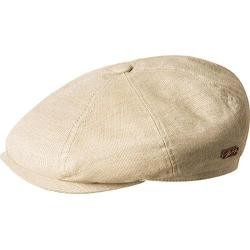 Men's Bailey of Hollywood Laden Flat Cap 90088 Camel
