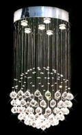 ModernChandelier*Rain Drop* Chandelier Lighting With Crystal Balls