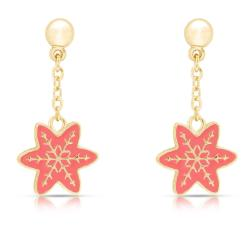 Lily Nily Girl's Snowflake Dangle Earrings