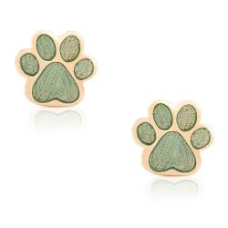 Lily Nily Girl's Dog Paw Stud Earrings