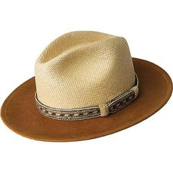 Men's Bailey of Hollywood Cudmore Fedora 22764 Whiskey