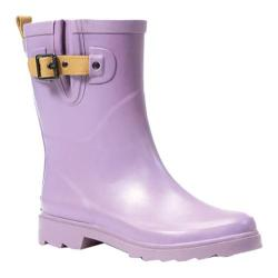 Women's Chooka Top Solid Mid Lavender