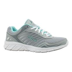Women's Fila Gamble Running Shoe Highrise/Monument/Aruba Blue