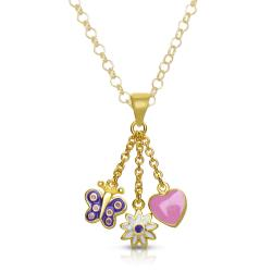 Lily Nily Girl's Charms Dangle Pendant