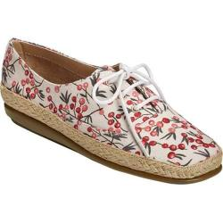 Women's Aerosoles Summer Sol Sneaker Floral Combo Fabric