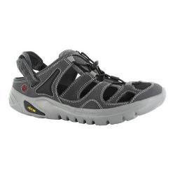 Men's Hi-Tec V-Lite Walk-Lite Shandal RGS Charcoal/Black/Red Synthetic
