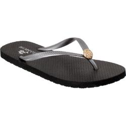 Women's Nomad Pearl Flip Flop Pewter