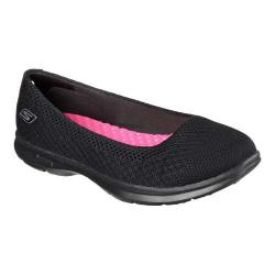 Women's Skechers GO STEP Primary Ballet Flat Black