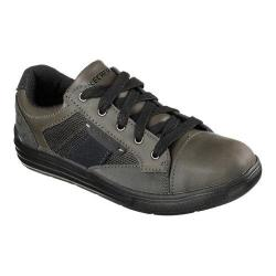 Boys' Skechers Relaxed Fit Maddox Decoy Sneaker Charcoal/Black