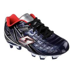 Boys' Skechers Teamsterz Off Sides Soccer Cleat Navy/Black