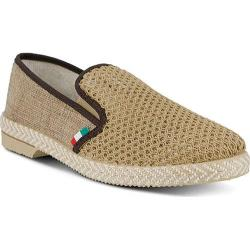 Men's Spring Step Lawrence Slip-On Tan Canvas