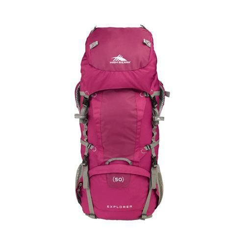 Women's High Sierra Explorer 50 Boysenberry/Boysenberry/Ash