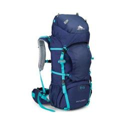 Women's High Sierra Explorer 50 True Navy/True Navy/Tropic Teal