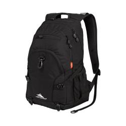 High Sierra Loop Black Tablet Backpack