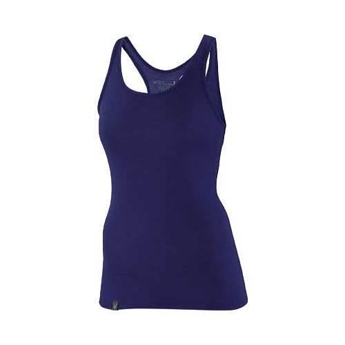 3cf98137eb0db Shop Women s Ibex Woolies 1 Racerback Tank Top Iris - Free Shipping Today -  Overstock - 11455767