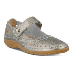Women's Spring Step Naturate Mary Jane Champagne Leather