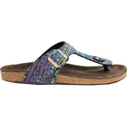 Women's Lamo Redwood Sandal Tribal Blue