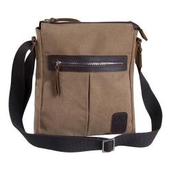 Laurex Tourist Cross-Body Bag Khaki