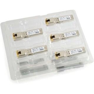 C2G-Cisco GLC-T Compatible 1000Base-T Copper SFP (mini-GBIC) Transcei