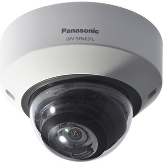 Panasonic i-Pro WV-SFN631L 2.4 Megapixel Network Camera - Color, Mono