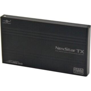 Vantec NexStar TX NST-216S3-BK Drive Enclosure External - Black