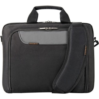 "Everki Advance Carrying Case (Briefcase) for 14.1"" Notebook - Black"