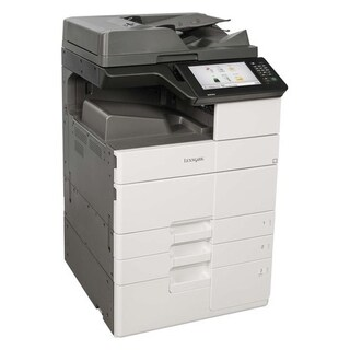 Lexmark MX910 MX912DXE Laser Multifunction Printer - Monochrome - Pla