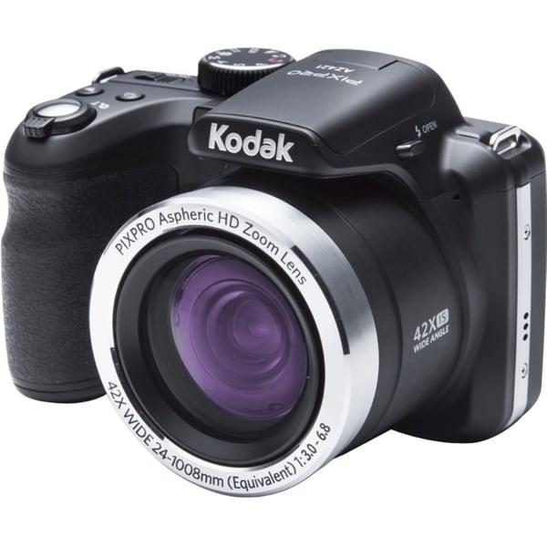 Kodak PIXPRO AZ421 16.2 Megapixel Compact Camera - Black