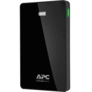 APC by Schneider Electric Mobile Power Pack, 5000mAh Li-polymer, Blac