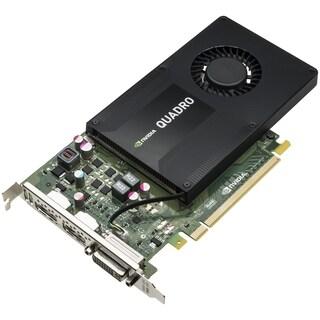 HP Quadro K2200 Graphic Card - 4 GB GDDR5 - PCI Express 2.0 x16 - Sin