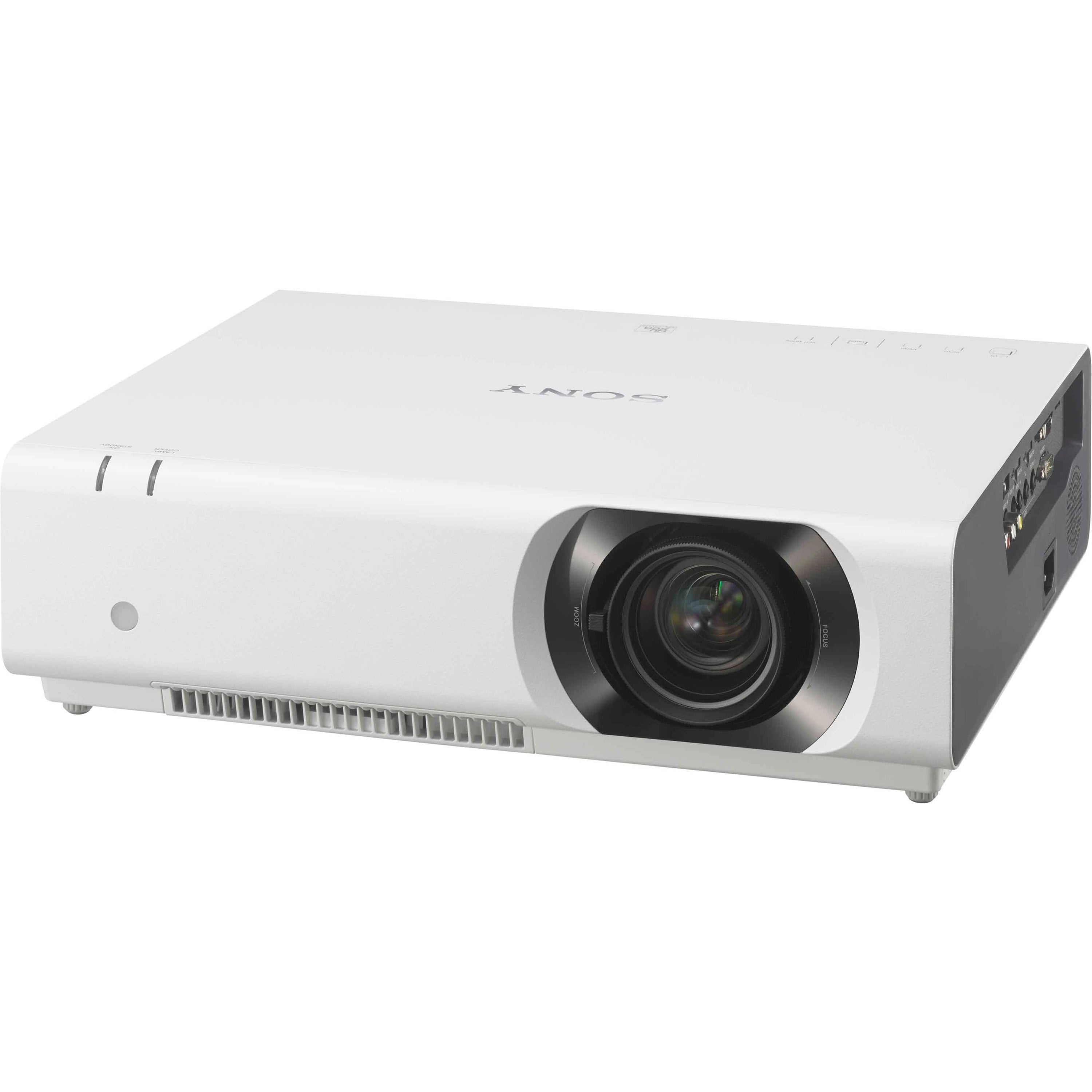 Sony VPL-CH375 LCD Projector - 1125p - Hdtv - 16:10, Whit...