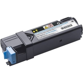 Dell NPDXG Toner Cartridge - Yellow