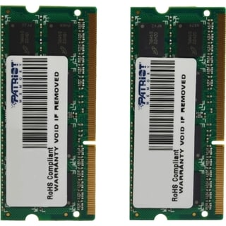 Patriot Memory Signature Apple 16GB (2 X 8GB) PC3-12800 (1600MHz) CL1