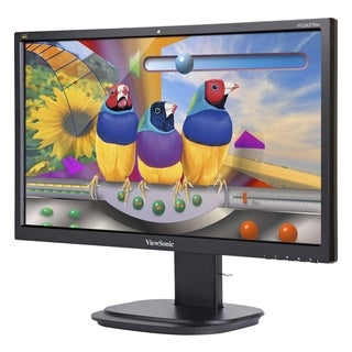 "Viewsonic Graphic VG2437Smc 24"" LED LCD Monitor - 16:9 - 6.90 ms"