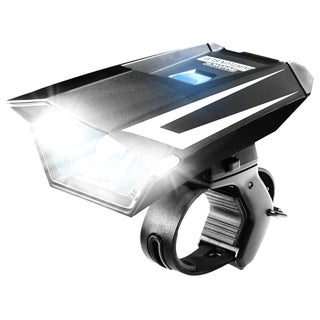 ENHANCE NIGHTLUX BLM Headlight Bike Mount with Weather Proof Exterior and Multiple Light Settings