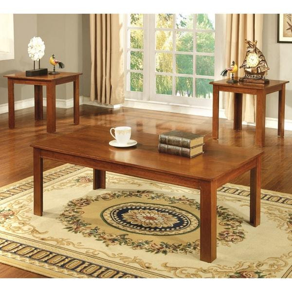 Shop Furniture Of America Damien Transitional 3 Piece