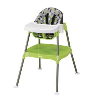 Evenflo Dottie Lime Convertible 3 In 1 High Chair