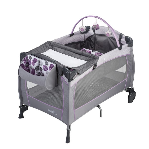 Shop Evenflo Lizette Portable Babysuite Deluxe Free